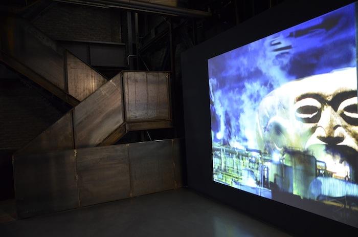 Installation View – Videokunstzentrum Nordstern