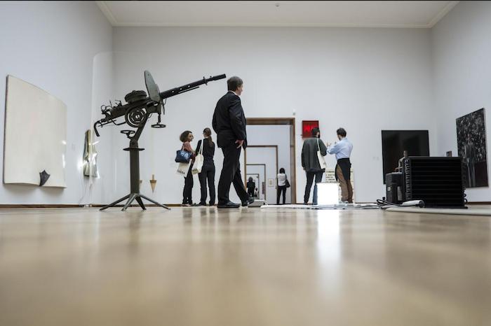 Installatiion View – Kunstmuseum Basel – Image: Hansjörg Walter